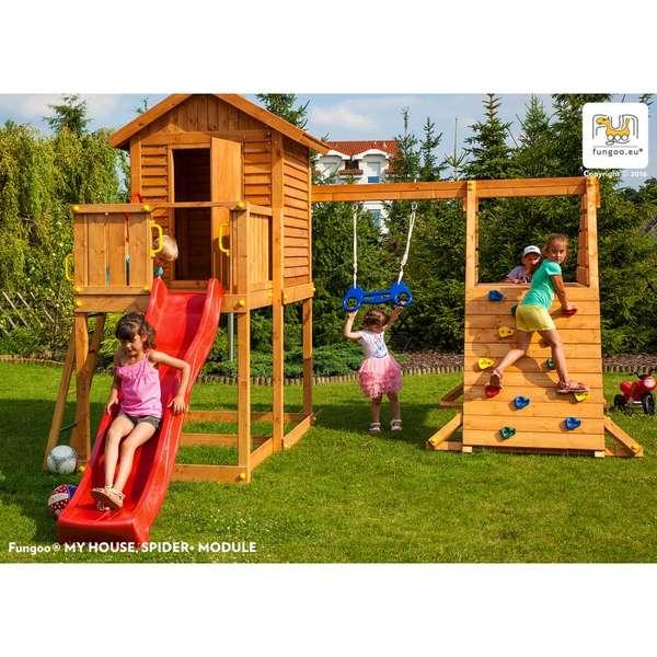 Детска площадка MyHouse/Spider